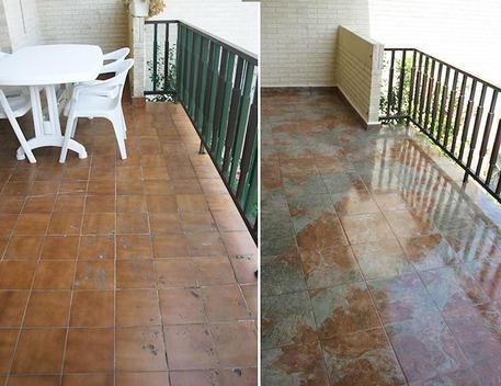 Cómo colocar un suelo resistente para tu terraza