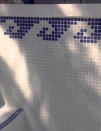 piscina de gresite