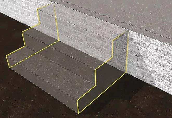 escaleras de gres porcelánico 3