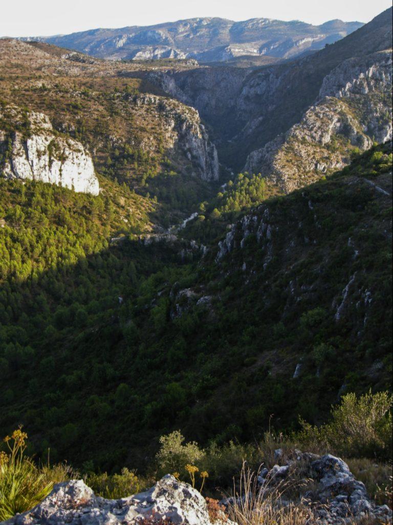 Historia de las escaleras valencianas (II): Barranco del