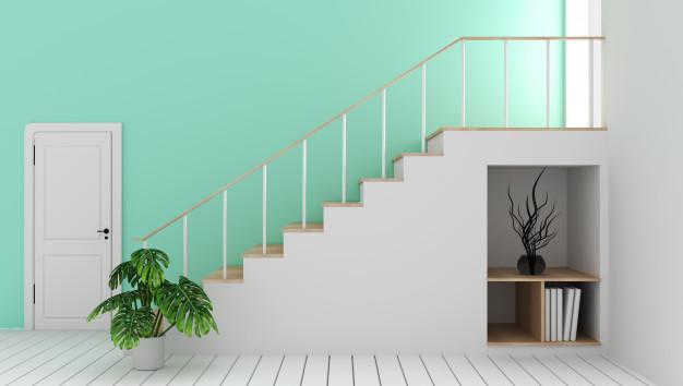 6 ideas para mejorar la escalera de tu casa