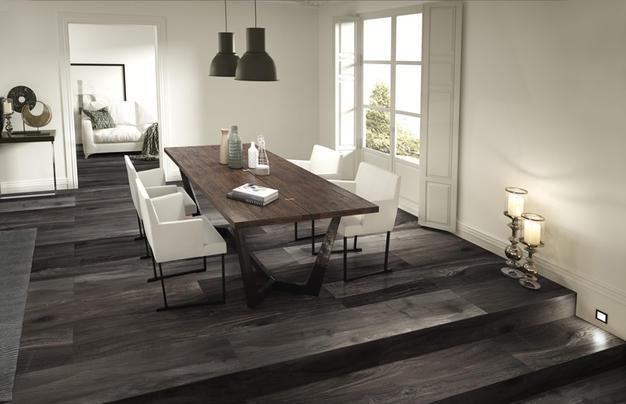 Nueva tendencia: el suelo en imitación madera