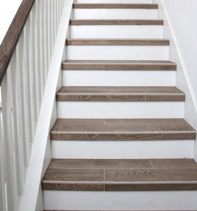 Escaleras de gres porcelánico: cuenta con nosotros