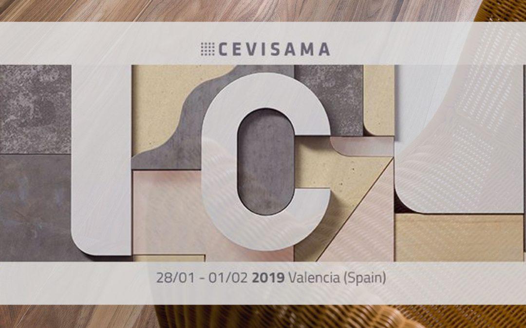 Peldañea volverá a estar en Cevisama 2019