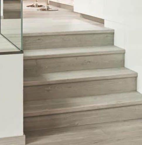 Ideas para revestir una escalera