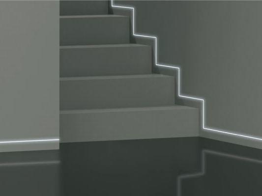 Rodapiés para escaleras con un toque muy personal.